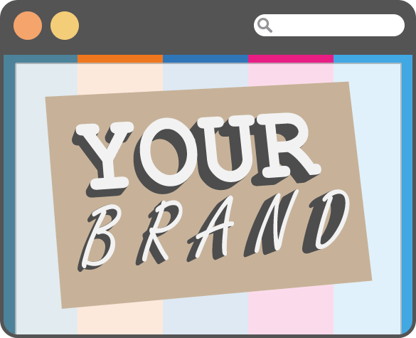 your brand window